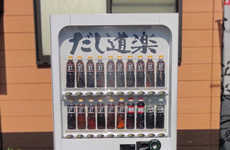 Fish Sauce Vending Machines - This Unusual Vending Machine Dispenses a Common Cooking Ingredient