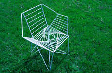 Simple Spidery Seating