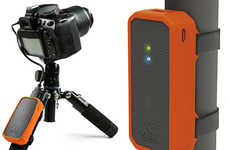 Smartphone-Control Camera Adaptors - The Weye Feye Allows Photogs to Get Those Hard-to-capture Shots