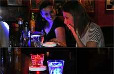 Talking Light-Up Coasters