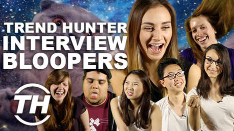 interview bloopers