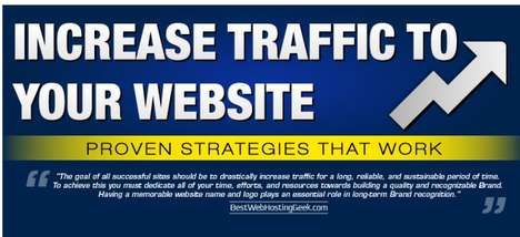 website traffic strategy