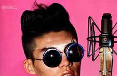 53 Eccentric Fashion Editorials