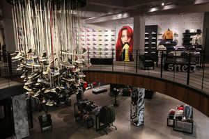 The Converse San Francisco Store Blends Lifestyle with Apparel