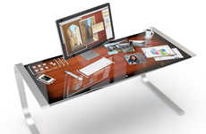 12 Pieces of Sleek Touchscreen Furniture