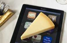 Tricky Tablet Chopping Blocks - The iHost Glass Cutting Board Looks Just Like a Real iDevice