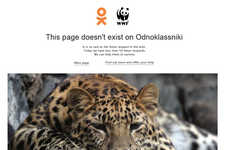 Socially Integrated Wildlife Ads - The WWF 'Rare Page' Project Educates Users on Endangered Animals