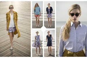 The Svilu Spring/Summer 2013 Looksbook Boasts Boyish Fashion
