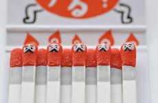 Miniaturized Matchstick Art