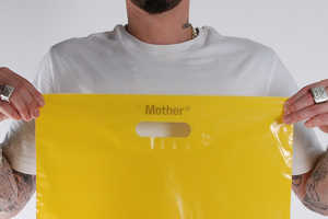 Mother London Has Created the Uncarriable Bag to Deter Plastic Use