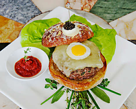 46 Fancy Burgers - From $300,000 Cloned Hamburgers to Upscale Wasabi Sliders
