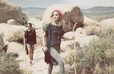 11 Hiker-Inspired Fashion Spreads