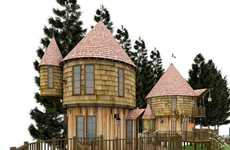 26 Fairytale-Inspired Structures