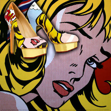 Pop Art-Inspired Fashion