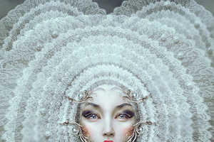 100 Surreal Fashion Examples - From Gothic Doll-Like Captures to Futuristic Fairytale Editorials