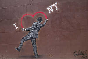 This Nick Walker Art Analyses the Current State of NYC