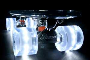 The 'Ghost Skateboard' Lets You Cruise Down Streets Like a Phantom