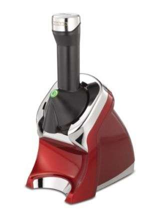 Healthy Soft Serve Makers - This Healthy Dessert Maker Turns Fruit into Delicious Soft Serve