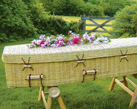Eco-Friendly Burials - These Eco-Friendly Coffins Let Humans Return to the Earth