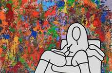 Richard Scott's Kevin's Girl Series is an Alluring Art Surp