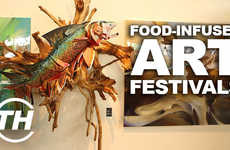 Food-Infused Art Festivals