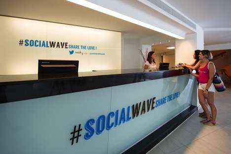 Social Media-Obsessed Hotels - Sol Wave House in Spain is the First Twitter Hotel