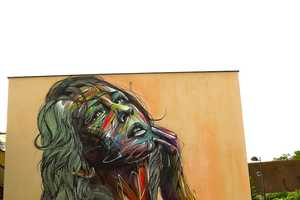 The New Street Art From 'Hopare' is a Lesson in Contemporary Graffiti