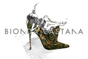 Bionda Castana Introduced the Fall 2013 Collection with Drawings