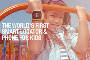 Filip is a Child Locator and Phone That Takes the Shape of a Watch