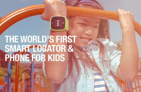 Kid-Locating Phone Watches - Filip is a Child Locator and Phone That Takes the Shape of a Watch