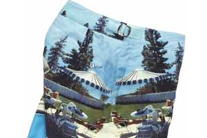 Orlebar Brown's Designer Swim Trunks Collaborate with Gray Malin