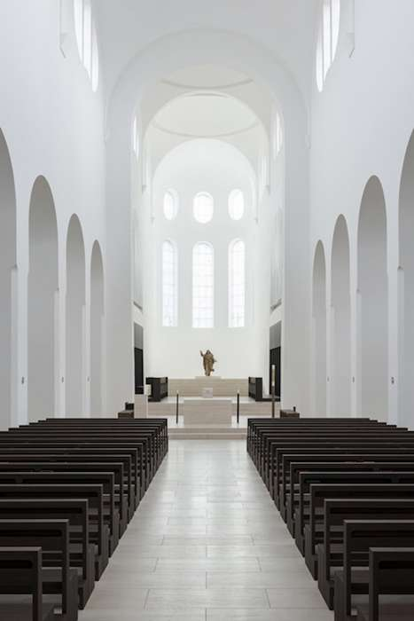 Minimalist Church Designs - The