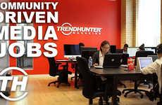 Community-Driven Media Jobs