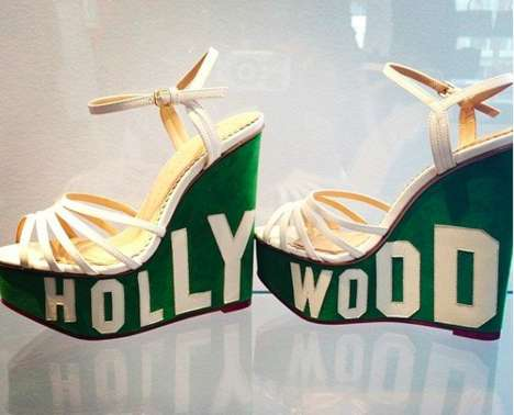 Celebrity-Worthy Footwear - These Hollywood Heels are for the Inner Celebrities in All of Us