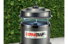 Human-Scented Mosquito Catchers - The DynaTrap XL Effectively Lures Mosquitos With Harmless Gas