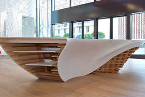 The Slo-Gen Table by Cal Poly Looks Like a Mathematical Visual
