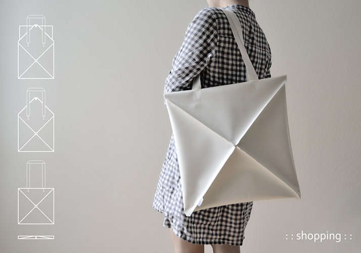 Shape-Shifting Bags