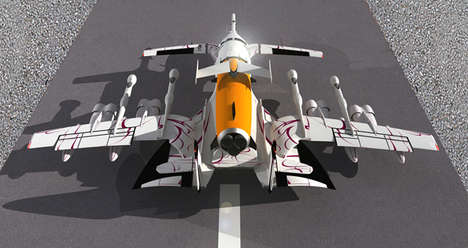 Multifunctional Launch-Support Spacecrafts - This Spacecraft Design Helps Rockets Reach Destinations