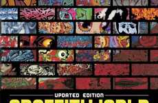 Street Art Photobooks - The 'Graffiti World' Book Captures Street Art from Five Continents