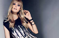 Femme Fatale Fashion Ads - The Vince Camuto Fall 2013 Campaign Stars Model Inguna Butane