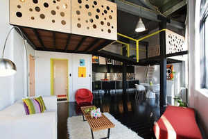 This New York-Inspired Loft is Now a Pop Art House