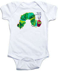 Out of Print Baby Bodysuits