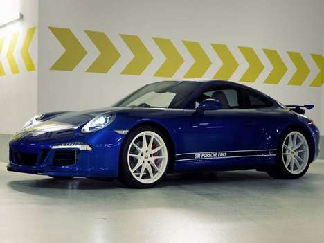 Carrera 4S 5 Million Facebook