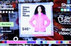 Augmented Reality Retail - The Vuforia App Digitizes American Apparel Stores