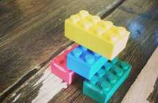 Colorful Blocked Erasers - Get a Fresh Start with this Toy Eraser Set