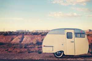 Goodness Travels is Now Renting Out the 1960s Camper Titled 'Honey'