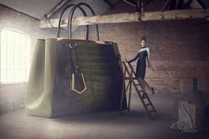 The Big Bag Theory Accentuates the Latest Handbags