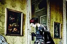 The Vogue UK September 2013 Showcases Fall's Opulence Grace