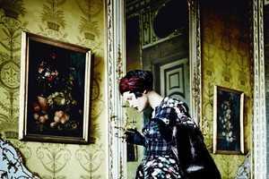 The Vogue UK September 2013 Showcases Fall's Opulence Grace