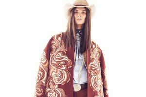 The Vogue Turkey August 2013 Updates Western Fashion